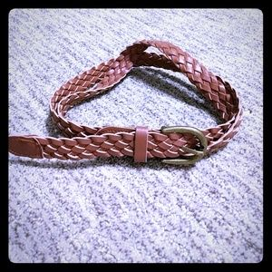 Braided Belt--Free with Purchase!